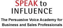 Speak To Influence