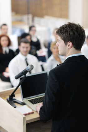 Public Speaking – How to Rivet the Attention of Any Audience